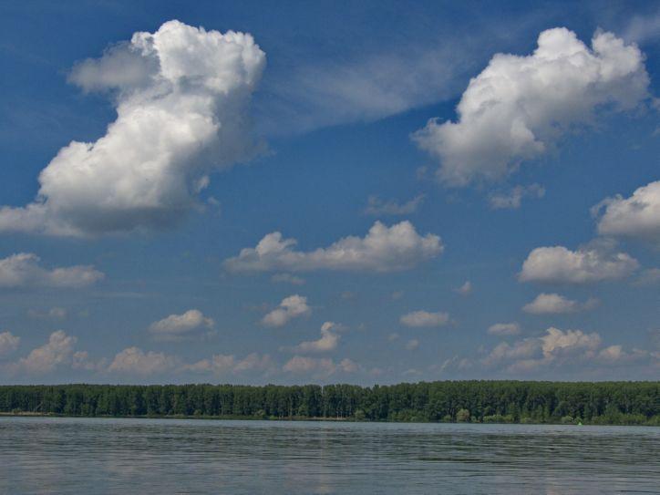река Дунав
