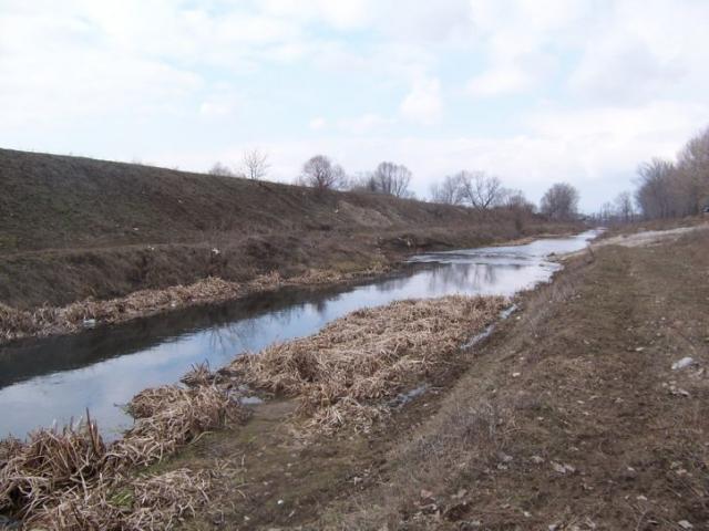 река Лесновска