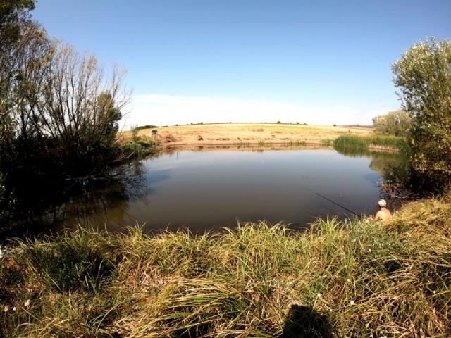 неизвестно езеро край Костинброд