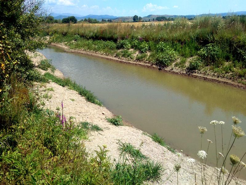 старо корито на река Лесновска