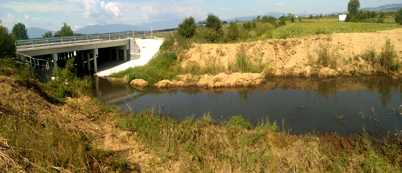 Река Телки Дере