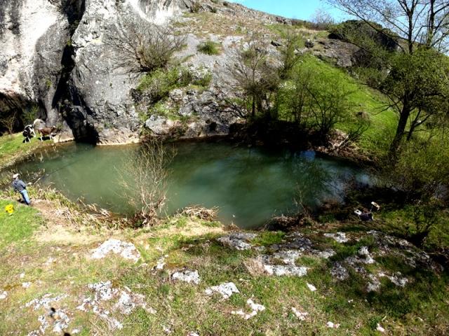 река Лиляшка бара